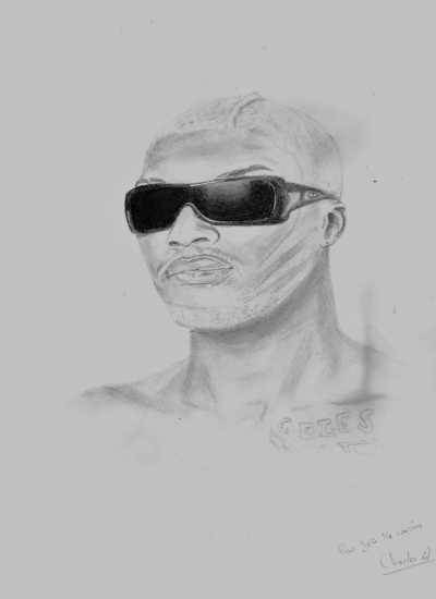 Djibril Cissé por artiste59